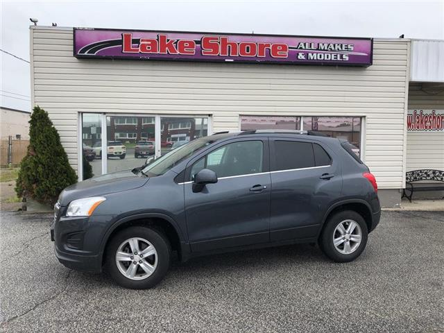 2016 Chevrolet Trax LT (Stk: K9153) in Tilbury - Image 1 of 16