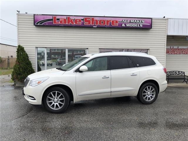 2014 Buick Enclave Leather (Stk: K9158) in Tilbury - Image 1 of 21