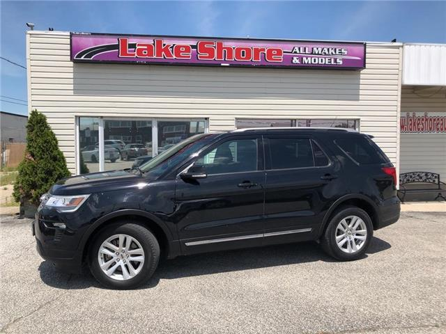 2018 Ford Explorer XLT (Stk: K9163) in Tilbury - Image 1 of 15