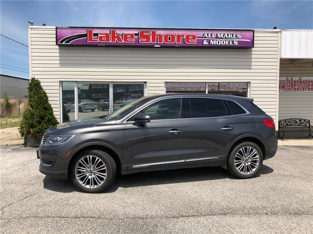 2017 Lincoln MKX Reserve (Stk: K9169) in Tilbury - Image 1 of 17