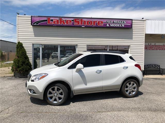 2013 Buick Encore Premium (Stk: K9178) in Tilbury - Image 1 of 15