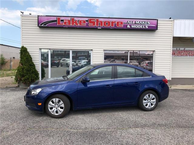 2013 Chevrolet Cruze LT Turbo (Stk: K9184) in Tilbury - Image 1 of 15