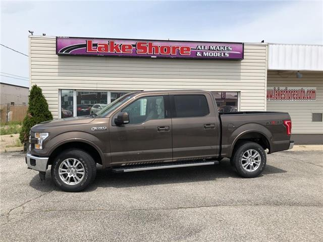 2017 Ford F-150 Lariat (Stk: K9190) in Tilbury - Image 1 of 19