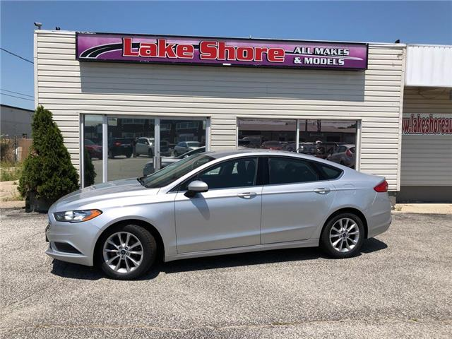 2017 Ford Fusion SE (Stk: K8958) in Tilbury - Image 1 of 21