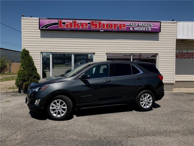 2018 Chevrolet Equinox LT (Stk: K9273) in Tilbury - Image 1 of 18