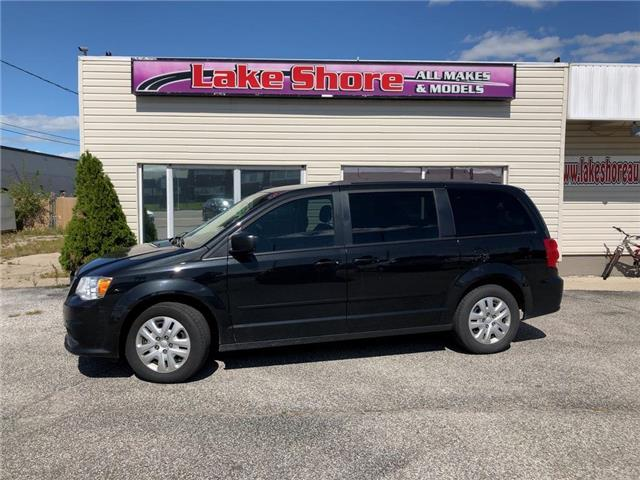 2016 Dodge Grand Caravan SE/SXT (Stk: K9318) in Tilbury - Image 1 of 15