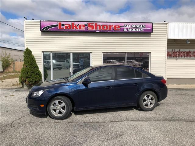 2011 Chevrolet Cruze LT Turbo (Stk: K9334) in Tilbury - Image 1 of 3