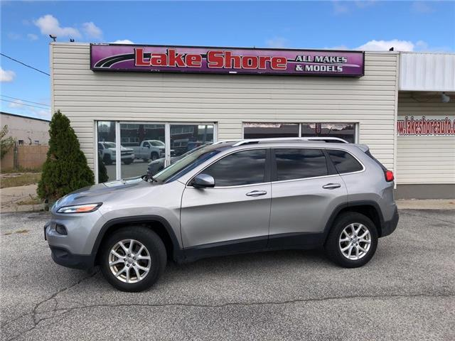 2015 Jeep Cherokee North (Stk: K9351) in Tilbury - Image 1 of 3