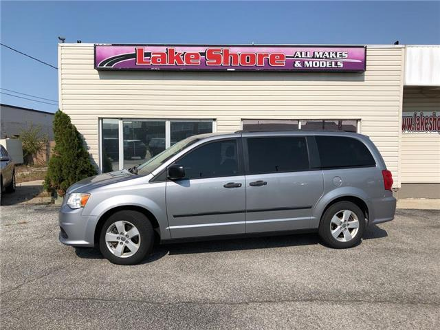 2014 Dodge Grand Caravan SE/SXT (Stk: K9355) in Tilbury - Image 1 of 18