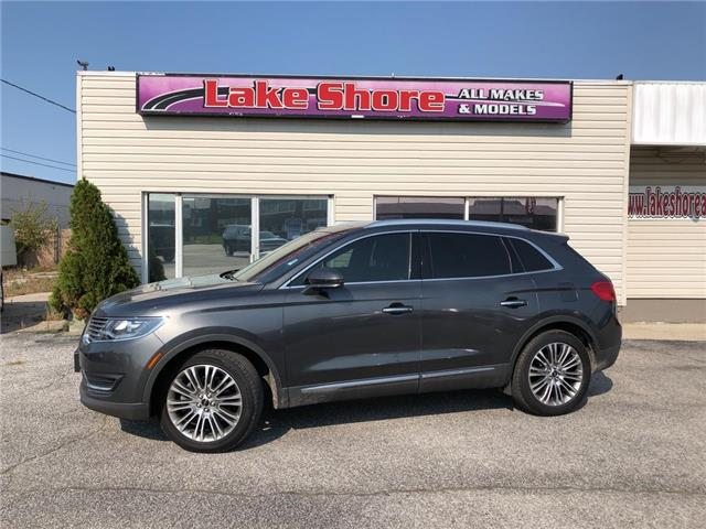 2017 Lincoln MKX Reserve (Stk: K9352) in Tilbury - Image 1 of 19