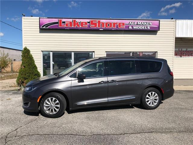 2017 Chrysler Pacifica Touring-L (Stk: K9341) in Tilbury - Image 1 of 20