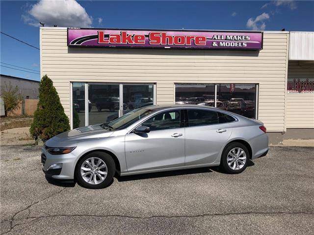 2019 Chevrolet Malibu LT (Stk: K9369) in Tilbury - Image 1 of 19