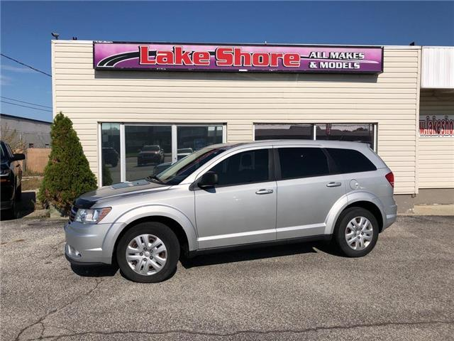 2014 Dodge Journey CVP/SE Plus (Stk: K9377) in Tilbury - Image 1 of 15