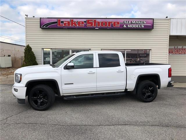 2018 GMC Sierra 1500 SLE (Stk: K9423) in Tilbury - Image 1 of 17