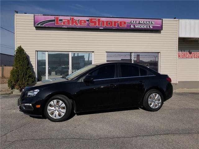 2016 Chevrolet Cruze Limited 1LT (Stk: K9415) in Tilbury - Image 1 of 18