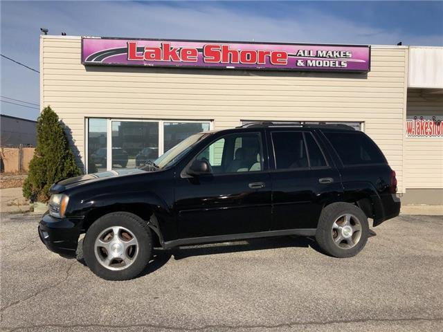 2008 Chevrolet TrailBlazer Fleet w/2FL LOCAL TRADE (Stk: K9385) in Tilbury - Image 1 of 7
