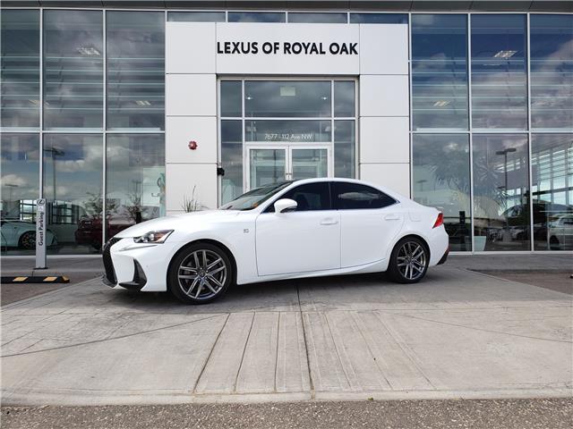 2018 Lexus IS 350 Base (Stk: LU0320) in Calgary - Image 1 of 24