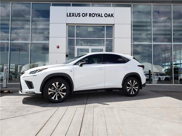2019 Lexus NX 300 Base (Stk: L20323A) in Calgary - Image 1 of 25