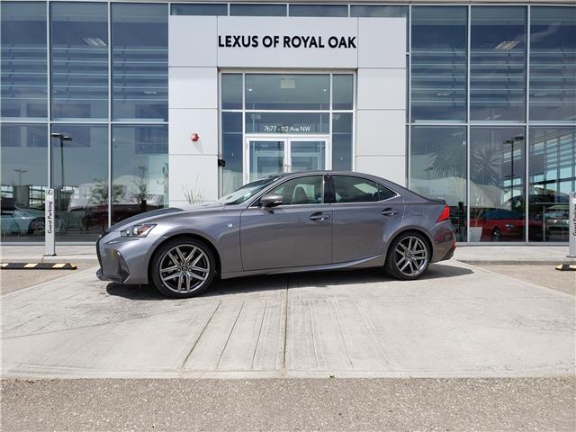 2017 Lexus IS 350 Base (Stk: LU0328) in Calgary - Image 1 of 24