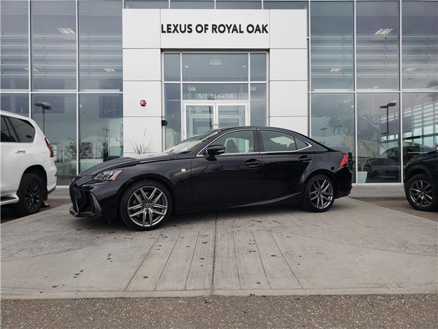 2019 Lexus IS 350 Base (Stk: LU0315) in Calgary - Image 1 of 26