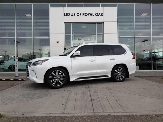 2019 Lexus LX 570 Base (Stk: LU0316) in Calgary - Image 1 of 26
