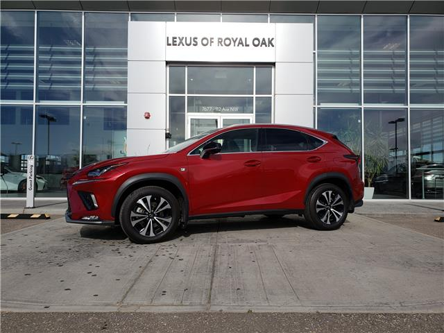 2018 Lexus NX 300 Base (Stk: L20328A) in Calgary - Image 1 of 23
