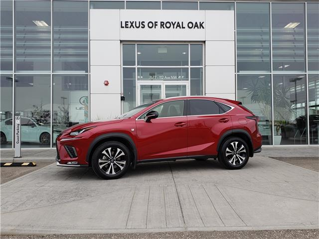 2018 Lexus NX 300 Base (Stk: L20458A) in Calgary - Image 1 of 25