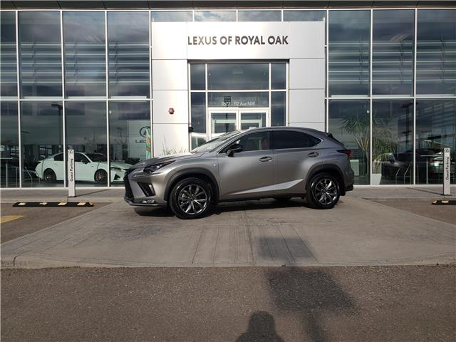 2020 Lexus NX 300 Base (Stk: L20431A) in Calgary - Image 1 of 25