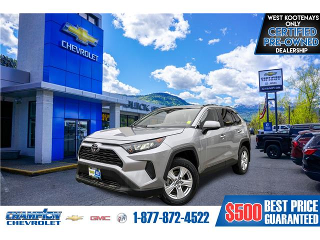 2019 Toyota RAV4 LE (Stk: P20-73) in Trail - Image 1 of 23