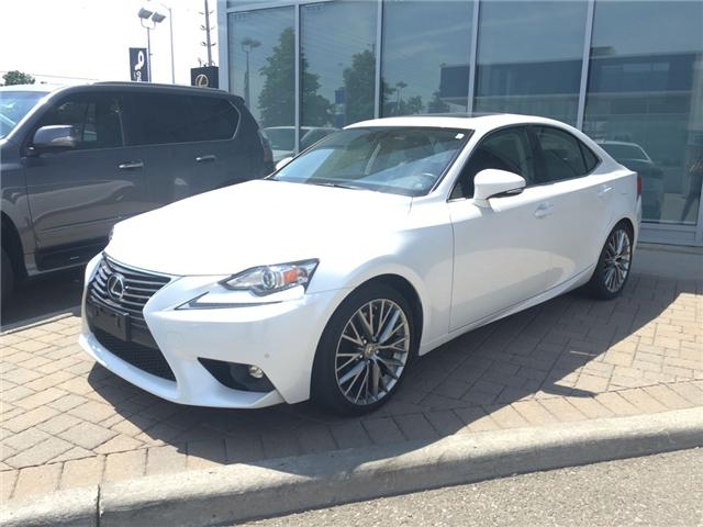 2016 Lexus IS 300 Base (Stk: IS300) in Brampton - Image 1 of 6