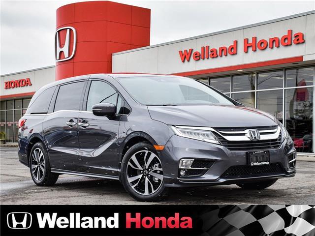 2020 Honda Odyssey Touring (Stk: N20047) in Welland - Image 1 of 32