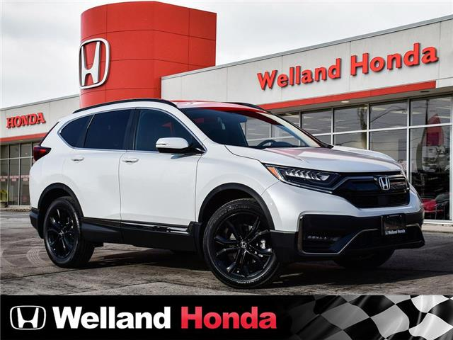 2020 Honda CR-V Black Edition (Stk: N20062) in Welland - Image 1 of 25