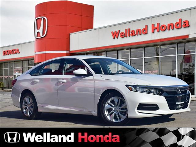 2020 Honda Accord LX 1.5T (Stk: N20166) in Welland - Image 1 of 22