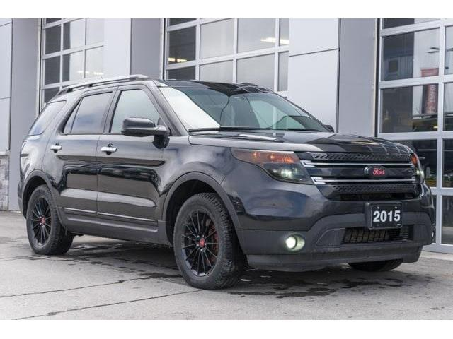 2015 Ford Explorer XLT (Stk: 43457AU) in Innisfil - Image 1 of 9