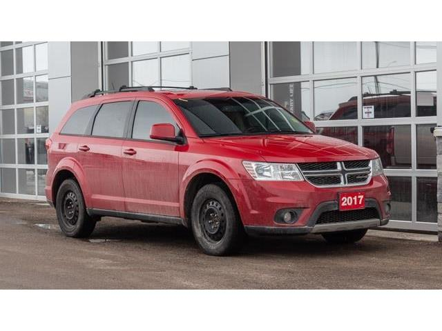 2017 Dodge Journey SXT (Stk: 43553AU) in Innisfil - Image 1 of 7