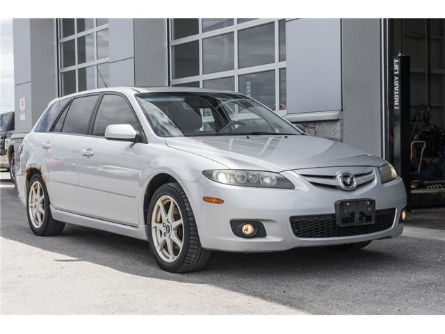 2007 Mazda MAZDA6  (Stk: 10661BU) in Innisfil - Image 1 of 9