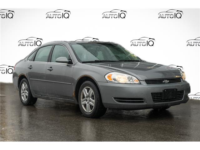2007 Chevrolet Impala LS (Stk: 10703AUX) in Innisfil - Image 1 of 9