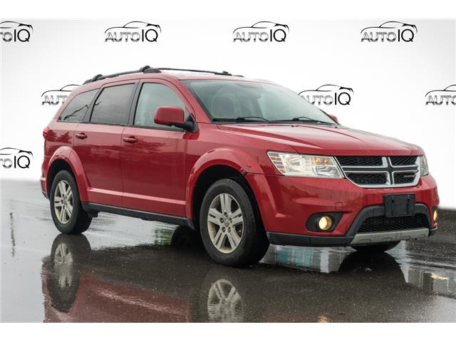 2012 Dodge Journey SXT & Crew (Stk: 43200AUX) in Innisfil - Image 1 of 8