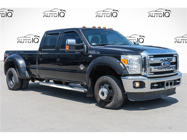 2011 Ford F-350 Lariat (Stk: 43735BUX) in Innisfil - Image 1 of 10