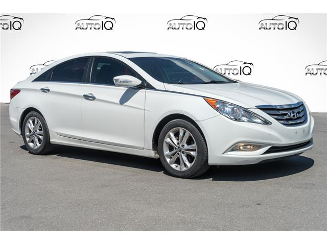 2011 Hyundai Sonata Limited (Stk: 10696BU) in Innisfil - Image 1 of 9