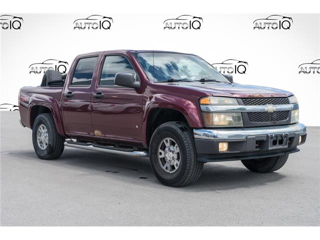 2007 Chevrolet Colorado LT (Stk: 43528AUX) in Innisfil - Image 1 of 11