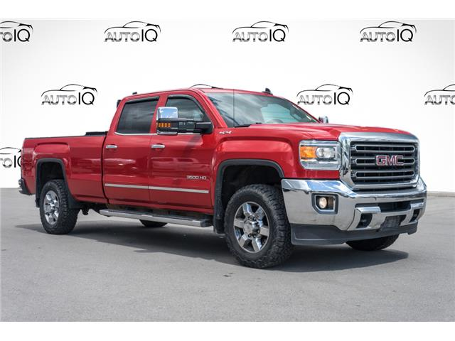 2015 GMC Sierra 3500HD SLT (Stk: 43849AU) in Innisfil - Image 1 of 25