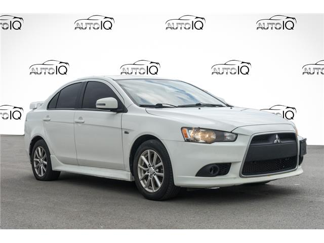 2015 Mitsubishi Lancer SE AWC (Stk: 43898AUX) in Innisfil - Image 1 of 21