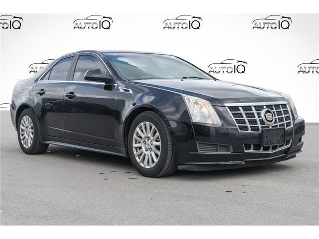 2013 Cadillac CTS Base Black