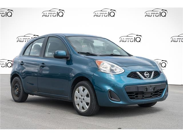 2015 Nissan Micra SV (Stk: 43881AUX) in Innisfil - Image 1 of 23