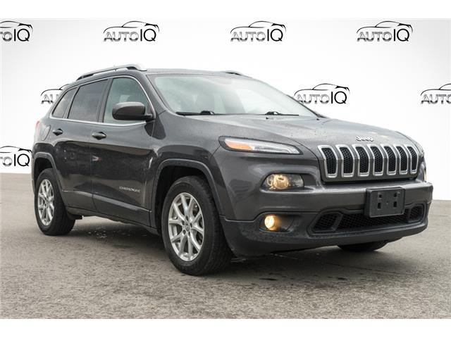 2015 Jeep Cherokee North (Stk: 44010AU) in Innisfil - Image 1 of 25