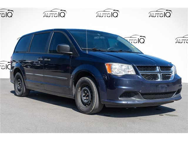 2013 Dodge Grand Caravan SE/SXT (Stk: 44013AUX) in Innisfil - Image 1 of 12