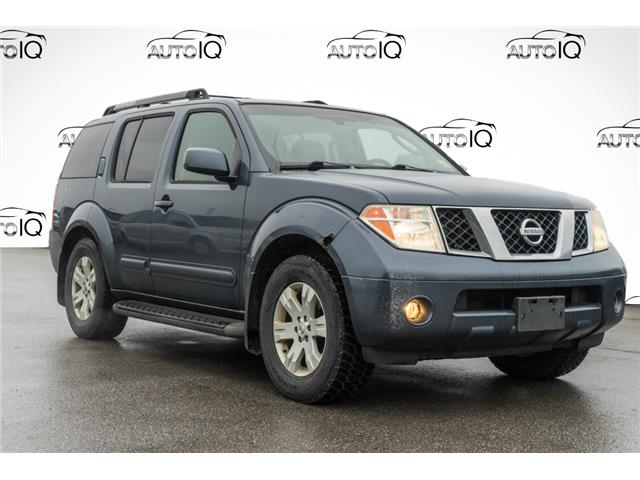 2006 Nissan Pathfinder  (Stk: 10739AU) in Innisfil - Image 1 of 10