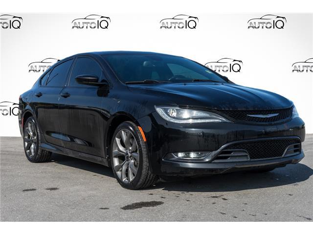2015 Chrysler 200 S (Stk: 44079AUX) in Innisfil - Image 1 of 28