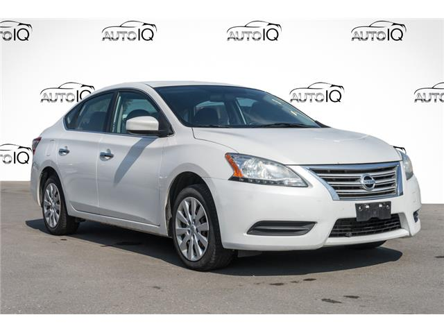 2014 Nissan Sentra 1.8 SV (Stk: 43882BUX) in Innisfil - Image 1 of 23